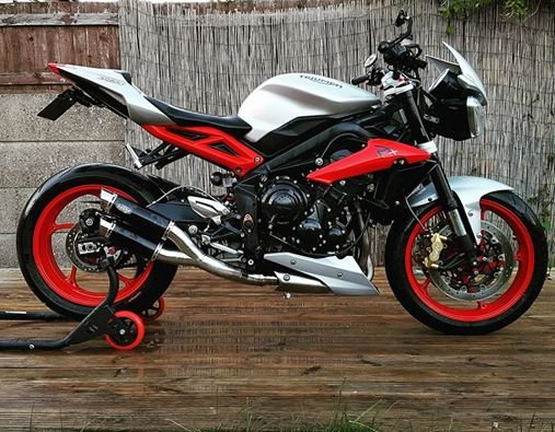 my street triple rx the triumph forum. Black Bedroom Furniture Sets. Home Design Ideas