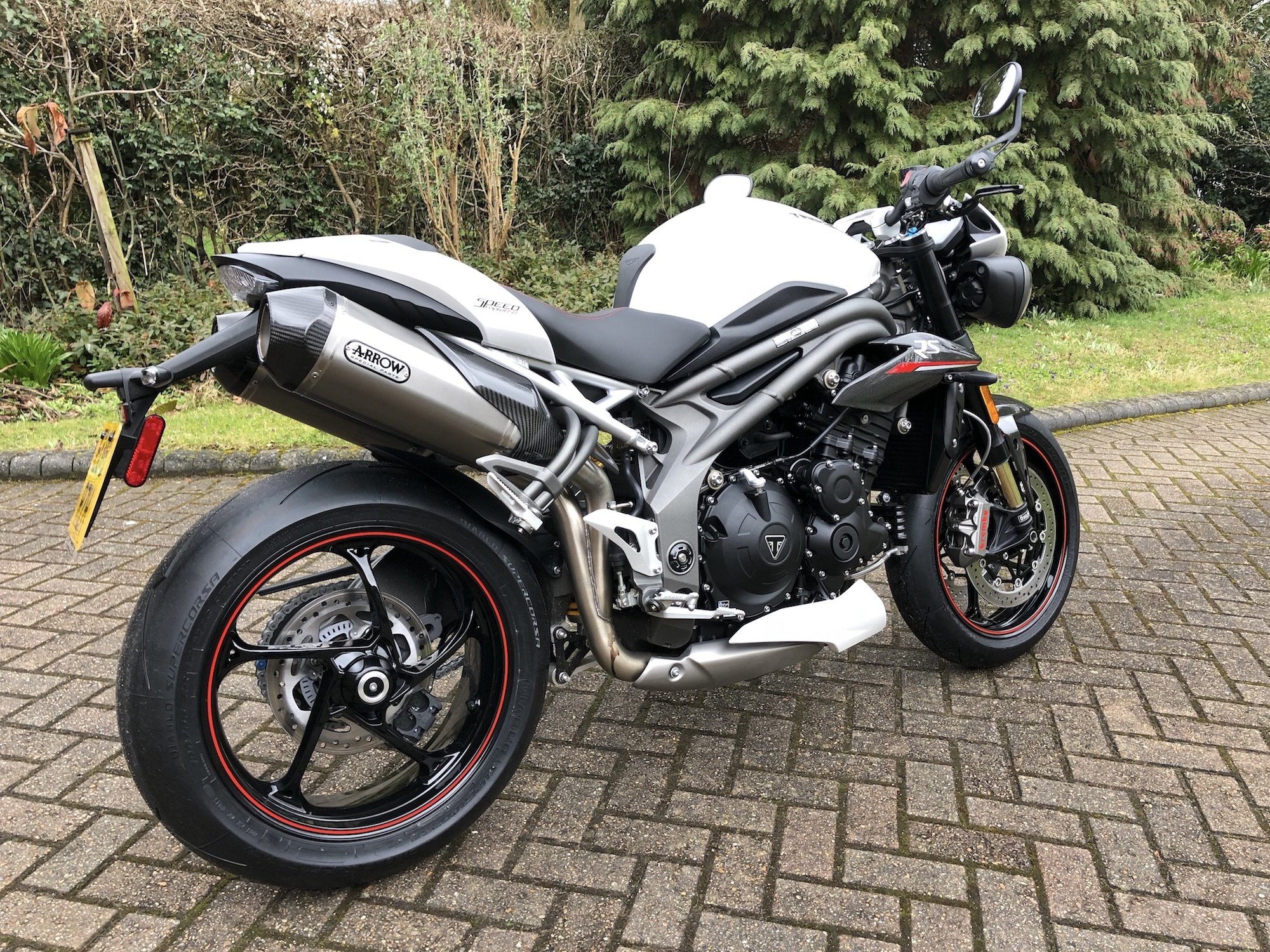 2018 Speed Triple Rs – Ownership Thread | Page 12 | The Triumph Forum