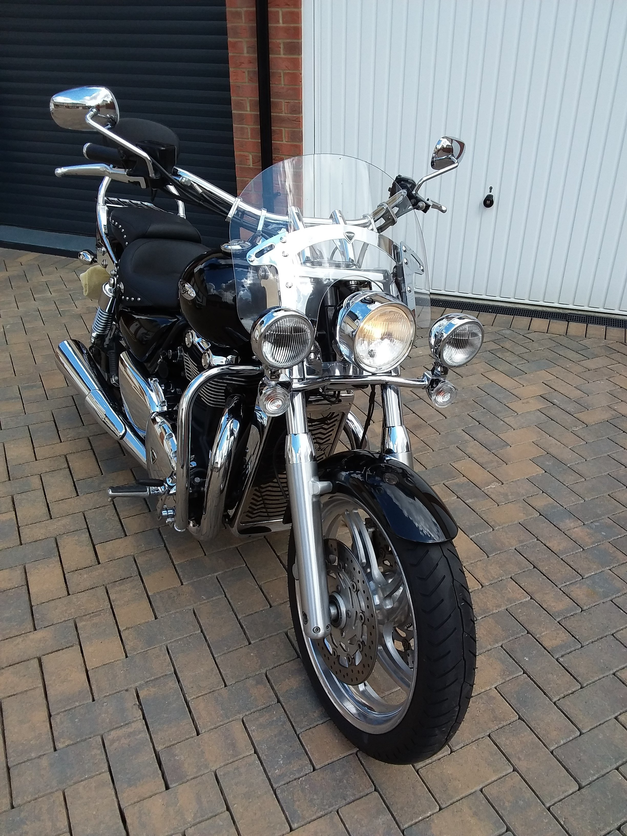 For Sale Triumph Thunderbird 1600 Abs The Triumph Forum