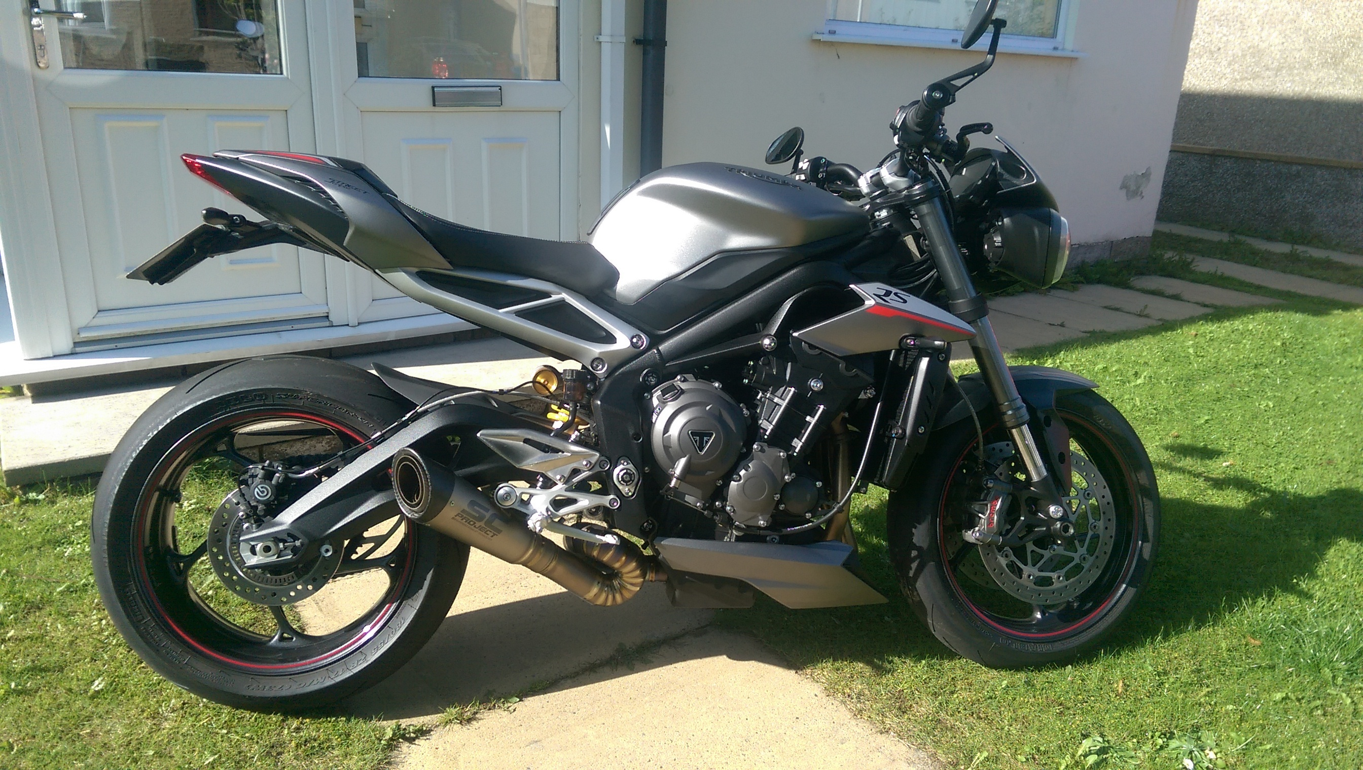 street triple 765 rs for sale the triumph forum. Black Bedroom Furniture Sets. Home Design Ideas