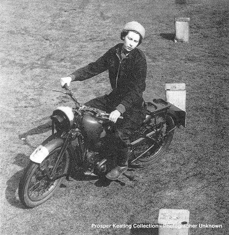 Princess Elizabeth 1941. BSA 250.jpg