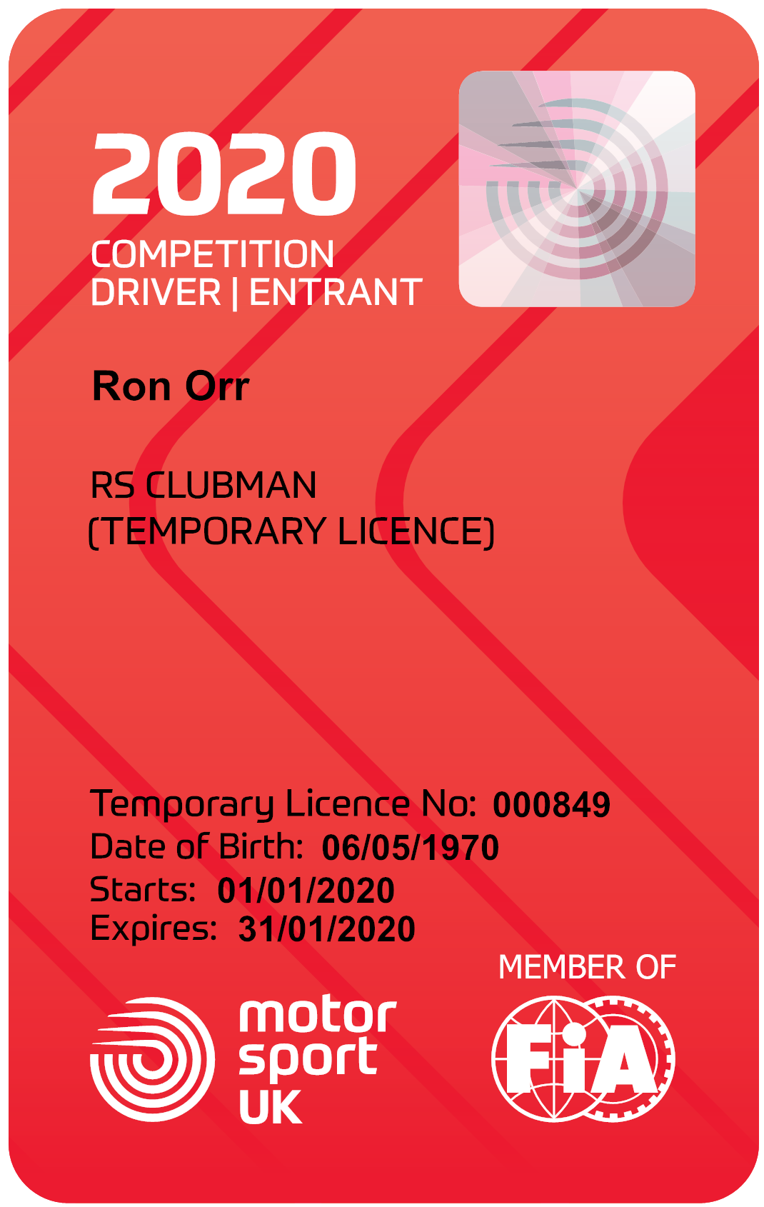 RS Clubman Temporary Licence.png