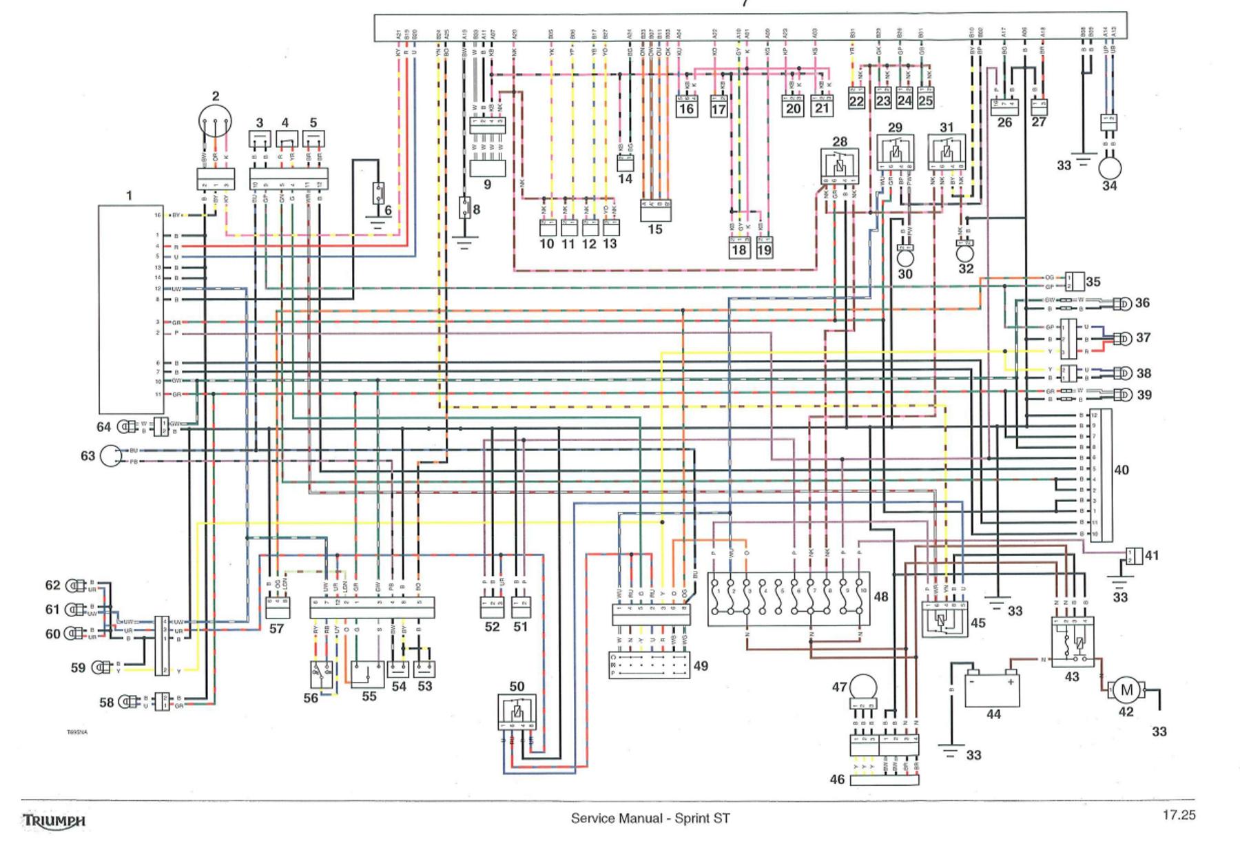 2016 Sprint Gt Wiring Diagram