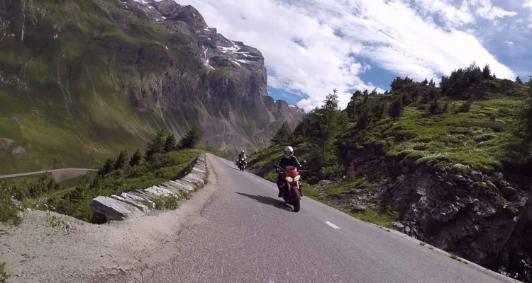 Touring - Return To The Alps