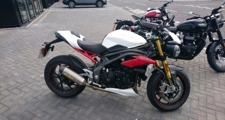 Who Needs More Than 140bhp ? (or My Test Ride On A Speed R)