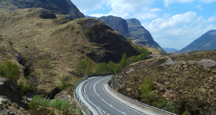 Touring - 2019 Scottish Road Trip 26th May To 2nd June