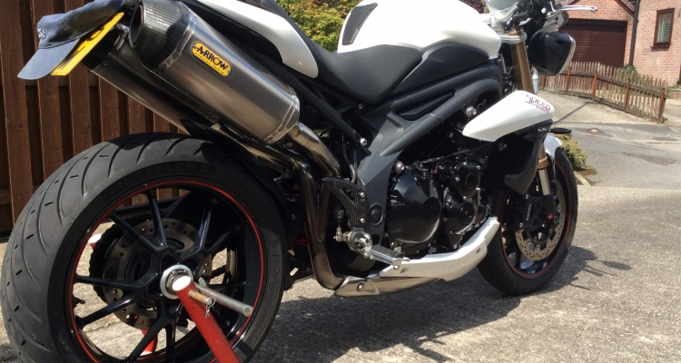 Speed Triple 1050 S For Sale