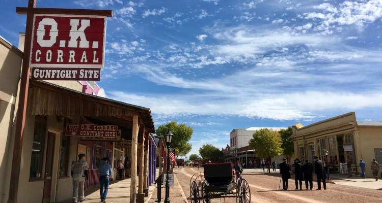 "Rideout - Tombstone: A Ride To ""the Town Too Tough To Die"""