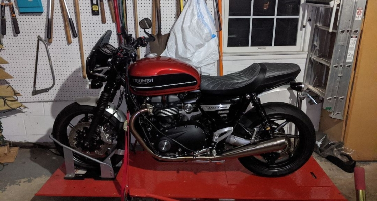 Speed Twin Updates