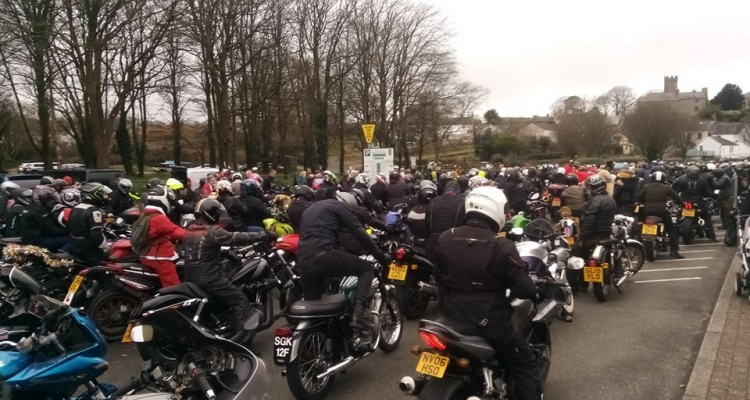 Rideout - Pembroke Charity Toy Run 2019