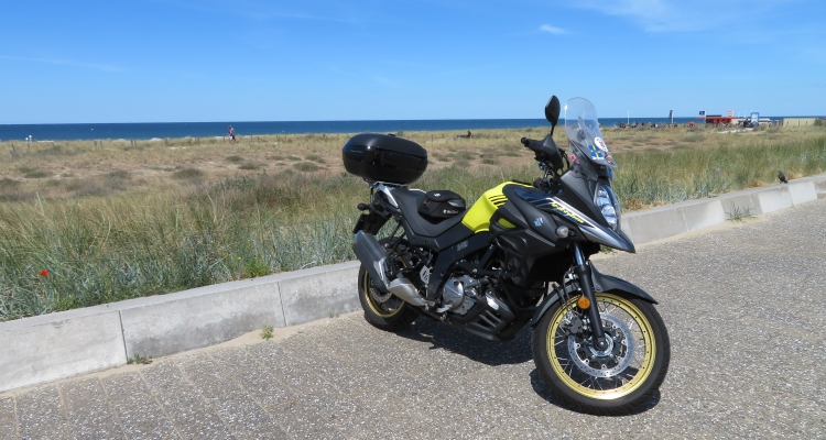 A Nice Rideout To The Seaside