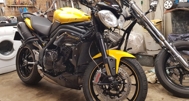 Speed Triple 94r