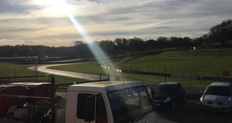 novice summary of my track day - Brands Hatch 10/4/17