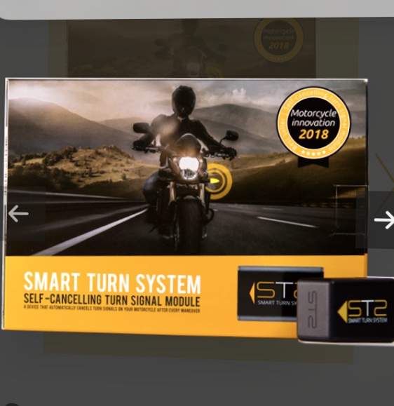 ST2 Smart turn system