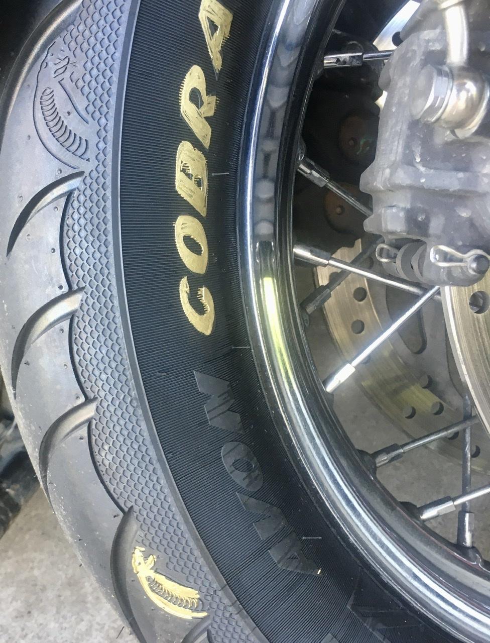 AV91 Cobra Chrome