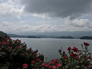 South Holston Lake, northeastern Tennessee